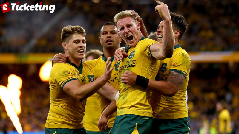 The wallabies dare to dream two years after the next 2023 Rugby World Cup