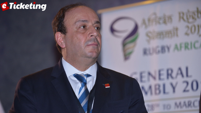 The 2023 Rugby World Cup African qualifiers will be held in France in July 2022