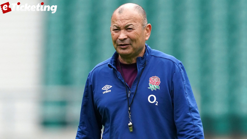 """England's fresh players have """"extremely exciting"""" probable for Eddie Jones and the 2023 Rugby World Cup"""