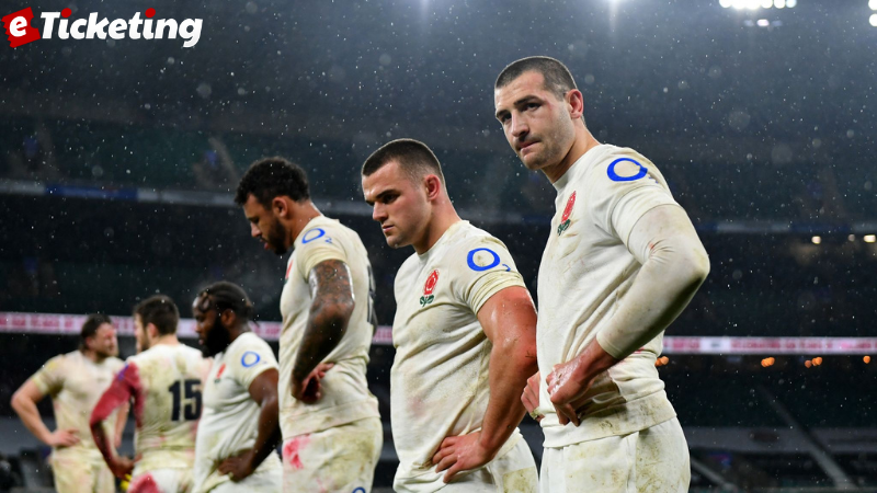 England won all five in the process of taking dominant victory games