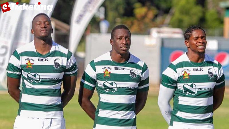 RWC 2023: Sables will compete in the Rugby World Cup qualifiers in France next year