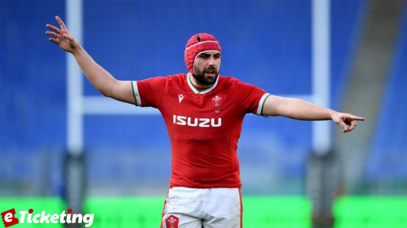 Six Nations: Cory Hill signed a contract with the Japanese club two months after announcing the shock of leaving Welsh rugby