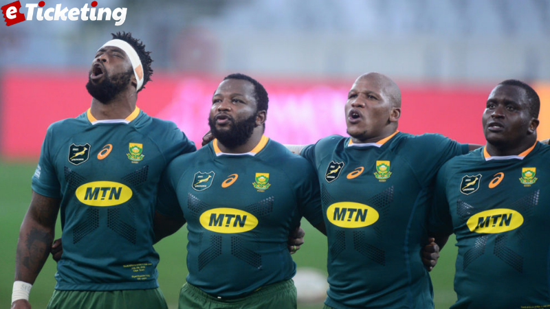 South Africa will spend 11 days in France in October to avoid being quarantined in the UK for the three tests