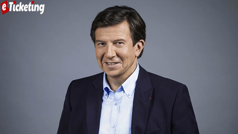 TF1 bunch Chairman and CEO Gilles Pélisson is satisfied to offer French watchers allowed to-air inclusion of this phenomenal competition