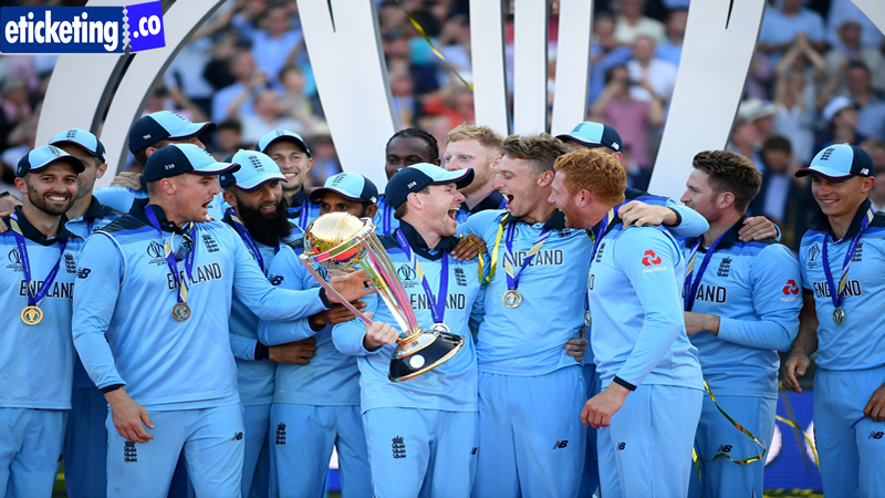 England Team eyeing yet another International Trophy