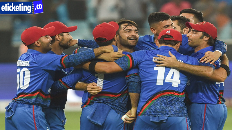 Afghanistan Team eyeing high for this tournament