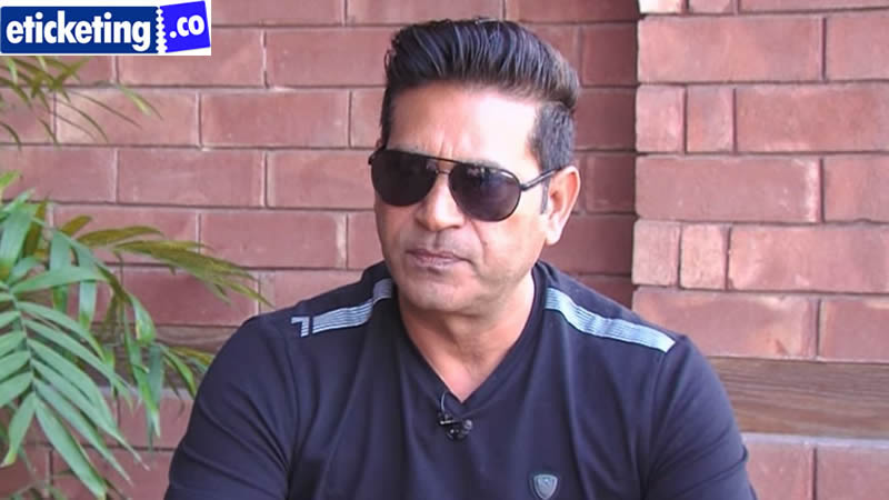 India vs New Zealand Tickets -  Previous quick bowler Aaqib Javed says that India can without much of a stretch succeed against Pakistan in the forthcoming ICC T20 World Cup match on October 24 in Dubai