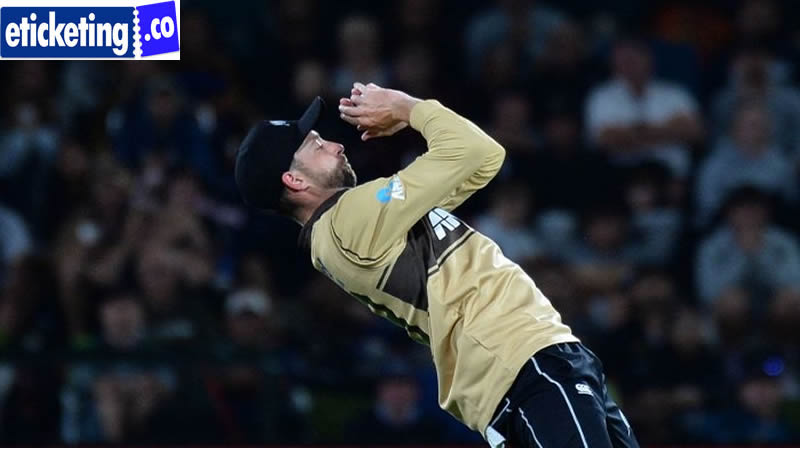 Pakistan vs New Zealand Tickets -ICC T20 World Cup Tickets - T20 World Cup 2021 – New Zealand's Devon Conway trusts high after returning from injury