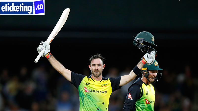 England Vs Australia Tickets - Maxwell Confident Australia Team 'Awesome' For ICC T20 World Cup