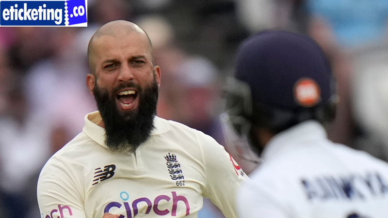 England vs Australia Tickets - Britain turns bowling all-rounder Moeen Ali devises articulated his superannuation after the game's lengthiest set-up