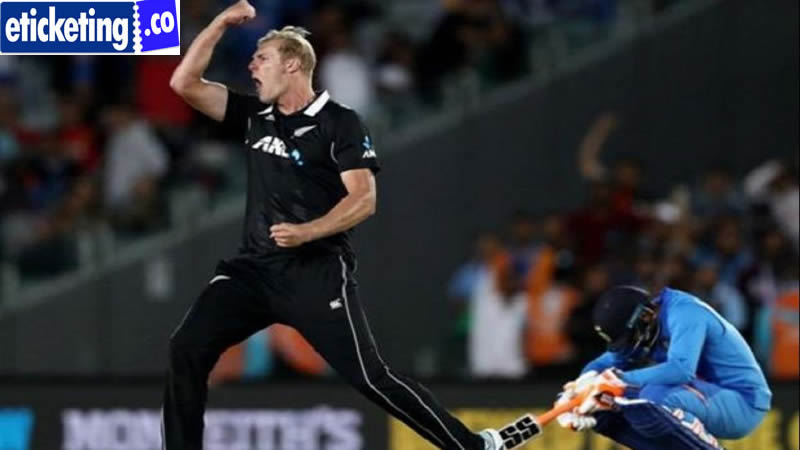 New Zealand Vs Afghanistan Tickets  - The Black Caps crew will actuate their ICC T20 World Cup development related to Pakistan on 26th October at Sharjah Stadium