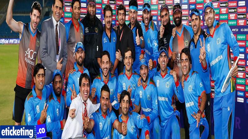 T20 World Cup: Afghanistan cricket team arrives in Qatar