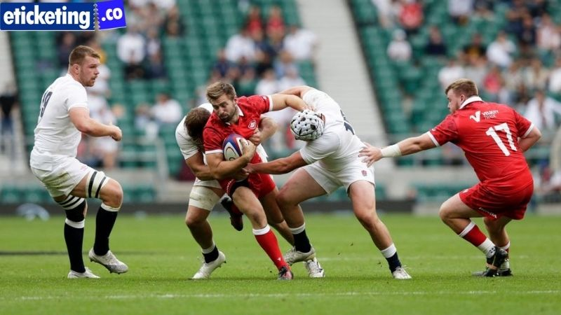 """Taking part in the Rugby World Cup in 2023 will be an """"A dream come true"""" - Robbie Povey"""