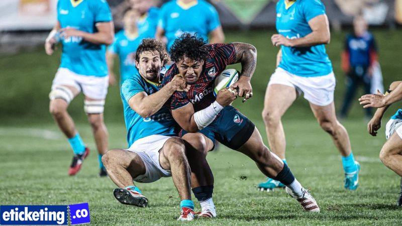 Following Uruguay victory, the United States is on the cusp of securing a spot at the 2023 Rugby World Cup