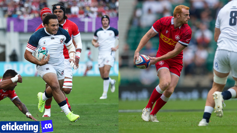 USA and Canada win Rugby World Cup 2023 qualifiers