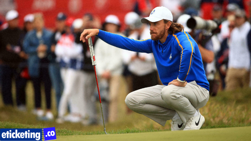 Ryder Cup: Back across the pond European team, Dunhill Links dominates