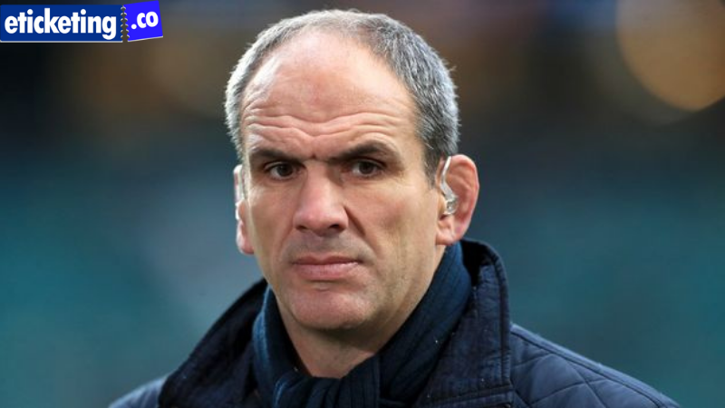 """Martin Johnson calls on """"very inspiring """"England to excite before of 2023 Rugby World Cup"""