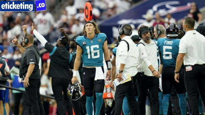 The Jaguars were at a disadvantage by 3 points in sunday game
