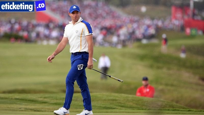 Mcllroy looking to spring back after Ryder Cup runs out