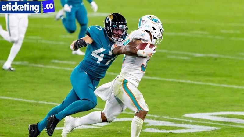 NFL London: How to watch Miami Dolphins vs. Jacksonville Jaguars match live on the TV broadcast