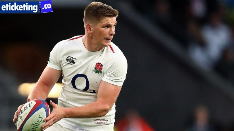 Owen Farrell backs leading England to 2023 Rugby World Cup