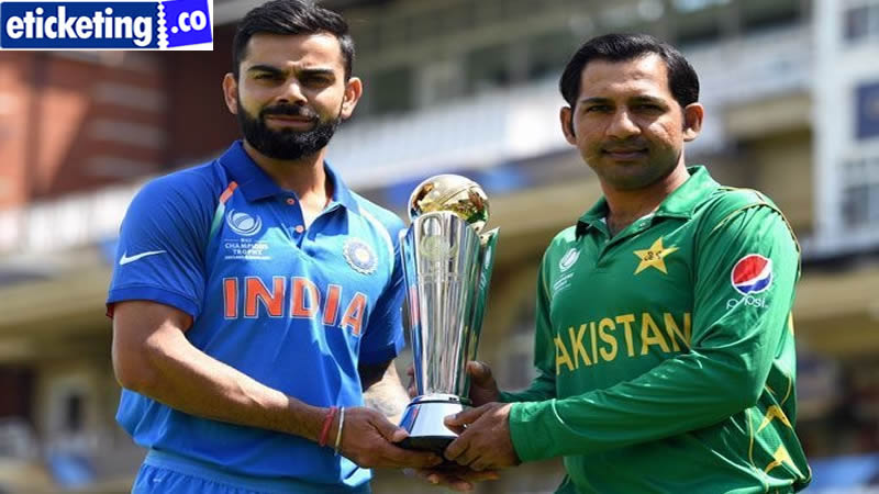 ICC T20 World Cup Tickets - The India versus Pakistan cricket contention is quite possibly the most extreme cricket rivalry in sports throughout the planet.